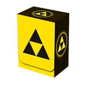 Absolute Iconic Triforce Deck Box