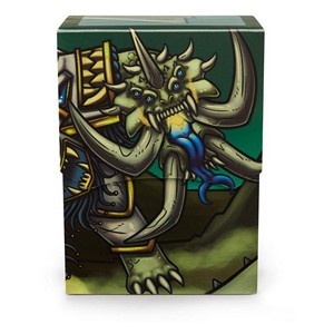 "Dragon Shield ""Opylae"" Ivory Deck Box"