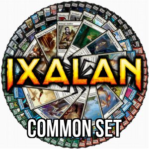Ixalan: Common Set