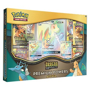 Majestad de Dragones: Colleccion Premium Powers