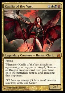 Kaalia de la Vastedad (Version 1)