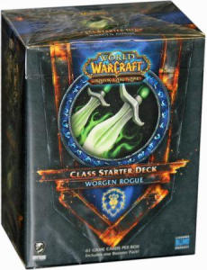 Class Starter Fall 2011: Alliance Worgen Rogue Deck