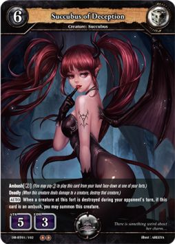 Succubus of Deception