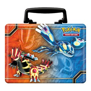 Primal Groudon & Primal Kyogre Collector Chest