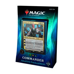 "Commander 2018: ""Adaptive Enchantment "" Deck"