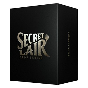 Secret Lair Drop Series: Black Is Magic
