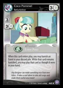 Coco Pommel *Refurbisher* (V.1 - Rare)