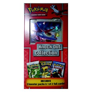 CoL Knock Out Collection: Latias Collection