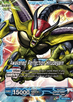 Awakened Perfection Hirudegarn