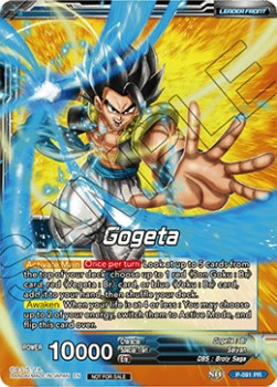 Gogeta // SS Gogeta, the Unstoppable