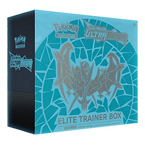 Elite Trainer Box de Ultra Prisma (Dawn Wings Necrozma)