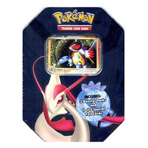 2007 Spring Collector's Tins: Milotic Tin (International)
