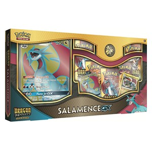 Majestad de Dragones: Colleccion Salamence GX