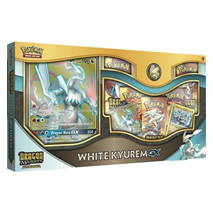 Majestad de Dragones: Colleccion White Kyurem GX