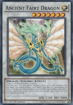 Ancient Fairy Dragon (Version 1 - Common)