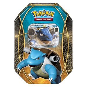 EX Power Trio Tins: Blastoise-EX Tin