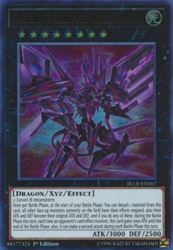 Number 107: Galaxy-Eyes Tachyon Dragon