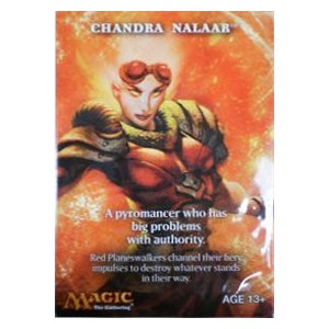 Magic 2011: Chandra Nalaar Sample Deck