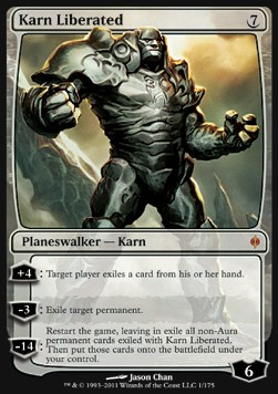 Karn Liberated