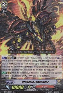 Dragonic Lawkeeper [G Format]