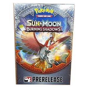 Burning Shadows Prerelease Pack
