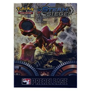 Steam Siege Prerelease Pack
