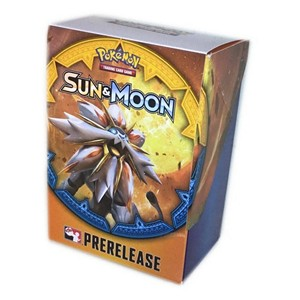 Sun & Moon Prerelease Pack