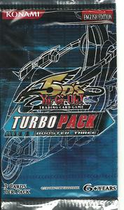 Turbo Pack: Booster Three Booster