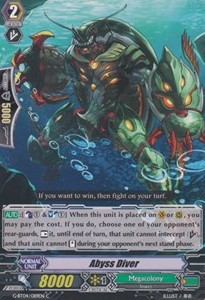 Abyss Diver [G Format]