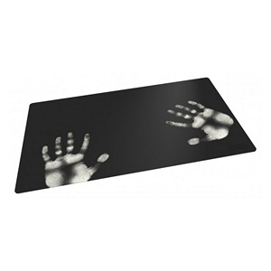 Ultimate Guard ChromiaSkin Playmat (Black)