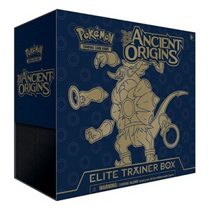 Elite Trainer Box di Antiche Origini