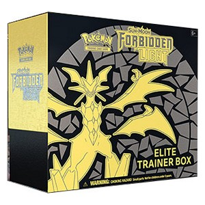 Elite Trainer Box de Forbidden Light