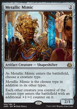 Mimic Metallico