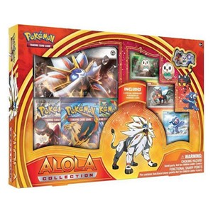 Alola Collection: Colleccion Solgaleo