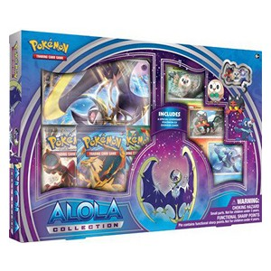 Alola Collection: Colleccion Lunala