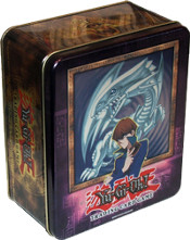 Collector's Tins 2003: Blue-Eyes white Dragon