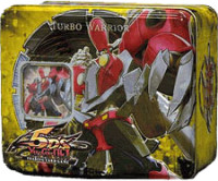Collector's Tins 2008: Turbo Warrior