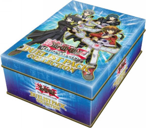 Duelist Pack Collection Tins 2008 - Blue