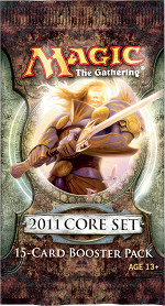 Magic 2011 Booster