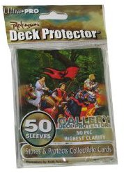 "Deck Protector Gallery: Keith Parkinson ""Knight"" Sleeves"