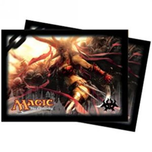 Dragon's Maze: 80 Exava, Rakdos Blood Witch Sleeves