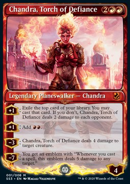 Chandra, Fackel des Widerstands