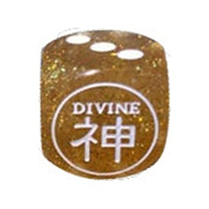 Attribute Dice (Divine)