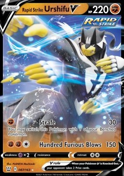 Rapid Strike Urshifu V