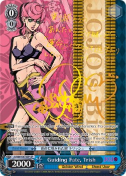 Guiding Fate, Trish (V.2 - Special Rare)