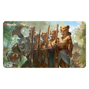"Secret Lair Drop Series: ""Collected Company"" Playmat"