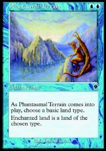 Phantasmal Terrain