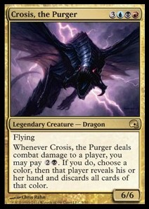Crosis, the Purger