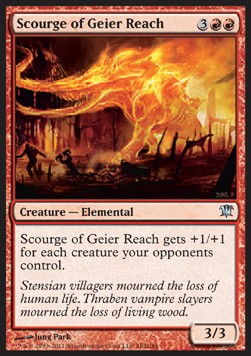 Scourge of Geier Reach