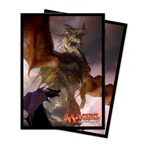 "Commander 2017: ""The Ur-Dragon"" Sleeves"